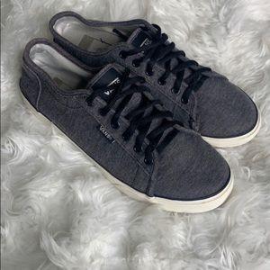 Vans Gray Classic Sneakers Rowen Size 7